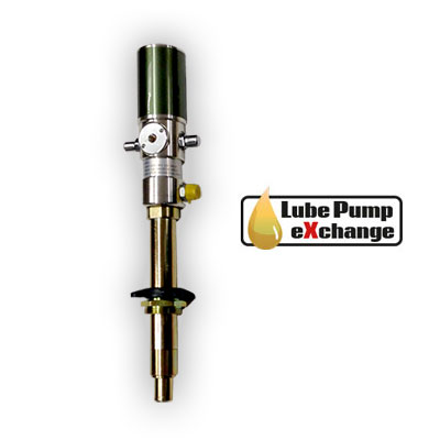 3:1, Air Operated Oil Stub Pump